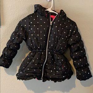 🧸Girls puffer jacket